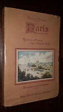 PARIS - Charles Brisson 1948 - Ill. G. Conrad