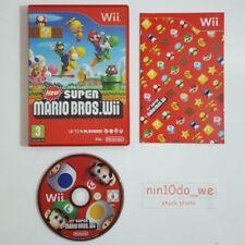 Videojuegos Super Mario Bros. Nintendo Wii
