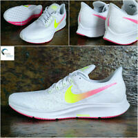 NIKE ZOOM PEGASUS 35 - Womens Running Trainers - Size Uk 8.5 Eur 43 - CI7694 100
