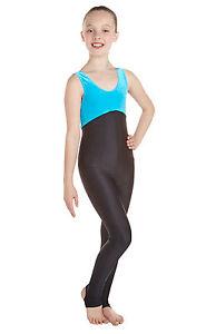 Catsuit Vest Top Plain Front - Crushed Velvet + Black Lycra (#GEMMA)