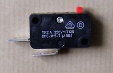 #) contacteur micro switch DEFOND DMC-1115-T 15(3)A 250V T125 5E4