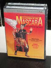 La Leyenda De Una Mascara (DVD) Hector Bonilla, Hector Ortega, Damian Alcazar,