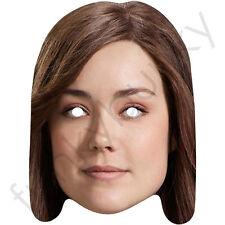 Megan BOONE, blacklist Celebrity attore CARTA MASCHERA. tutte le nostre maschere sono pre-tagliati!