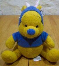 """Disney Winnie The Pooh Hug A Bug Bear 8"""" Plush Toy New"""
