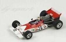 SPARK S1155 BRM F1 diecast model car, Vern Schuppan Belgium GP 1972 1:43rd scale