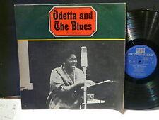 ODETTA and the blues MONO RIVERSIDE RLP 417 HOLLAND Matrix rlp 417 1L 2 670 1