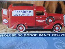 ESSO 1936 (1995 EDITION) LUBE MOTOR OIL DODGE PANEL DELIVERY - 74003 LIBERTY J
