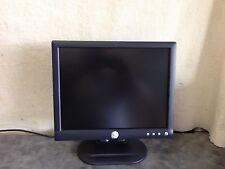 """Dell 15"""" LCD Monitor  E153FP VGA LCD flat screen computer monitor / power cord"""