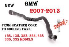 BMW Cooling Hose Heater Core to Expansion Tank For BMW E88 E82 E90 E92 E93 X1