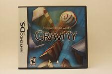 Professor Heinz Wolff's Gravity (Nintendo DS, 2009)