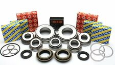 Vauxhall Astra M32 Gearbox OEM Uprated Bearing & Seal Rebuild Kit 7 Bearings