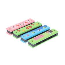 16 Holes Harmonica Musical instrument Educational Toys Kids Wind Instru-_cd
