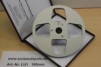 Tonbandspule/Tape Reel 18 cm, 5 Stück für Sony, Akai, Grundig, Teac  Art-Nr. LU1