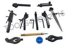 Metal Workers Lathe Tool Kit : 20 Pcs. Kit