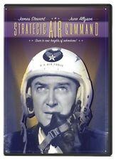 Strategic Air Command (DVD, WS, 2016) James Stewart NEW