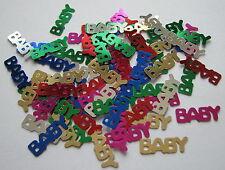 *** Confettis de table _ Paillettes *** BABY x 70 // offre 2=3 !!!