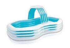 Intex Swim Center Family Cabana Water Play Center Kids Pool | 57138EP