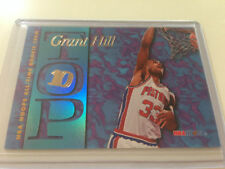 Rookie Grant Hill NBA Basketball Trading Cards