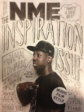 The NEW MUSICAL EXPRESS NME 28 OCTOBER 2016 Jamal Edwards Front Cover n.m.e.