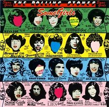 The Rolling Stones - Some Girls ( CD - Album - Remastered )