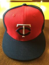 3f3da222957fe ... coupon code for 2016 sga minnesota twins dairy queen baseball cap hat  new with tag b26