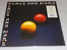 WINGS - Venus And Mars - LP 180g Audiophile Vinyl // NEU & OVP // DLC