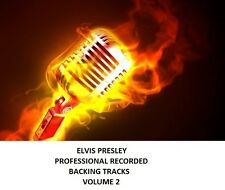ELVIS PRESLEY PROFESSIONAL RECORDED BACKING TRACKS VOLUME 2