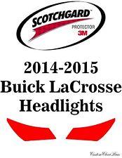 3M Scotchgard Paint Protection Film Clear Bra Pre-Cut 2014 2015 Buick LaCrosse