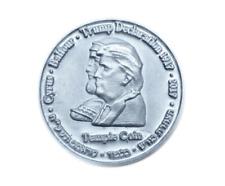 Half Shekel Sheqel King Cyrus Donald Trump Jewish Temple Mount Israel Coin