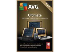 AVG Ultimate - Protect Unlimited Devices for a Full Year