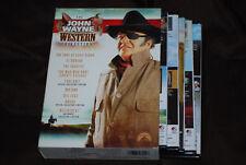 John Wayne Western Collection - OOP R1 Paramount - Maureen O'Hara James Stewart