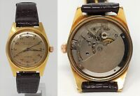 Orologio Lanco matic automatic watch vintage lanco rotor caliber 1233 clock rare