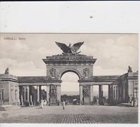 AK Cassel Kassel - Auetor mit Personen um 1920