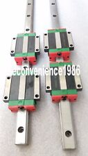 2x HGW15--1000mm Linear Rail /&HGW15CC /&SFE1616--1000mm Ballscrew/&BF12//BK12 Kit