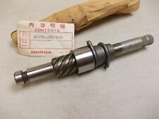 Honda NOS CB450, CB500, CL450, 1967-76, Spindle, # 28250-292-010,   S-171