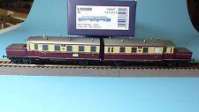 Liliput 133503 Zweiteiliger Akku-Triebwagen AT 485/486 DRG Ep.2 DSS,OVP,ETA 177