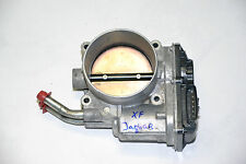 Genuine Jaguar XF CC9 V8 4,2 Butterfly Valve Throttle Body 6R83-9F991-BB