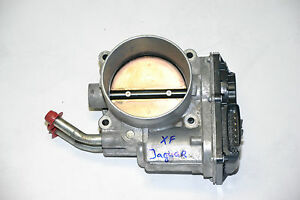 Original Jaguar XF CC9 V8 4,2 Drosselklappe Throttle Body  6R83-9F991-BB