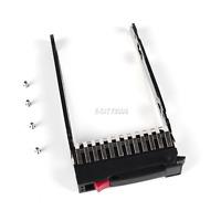 """HP DL380 DL360 DL385 ML370 ML350 570 G6 G7 2.5"""" Tray Caddy 500223-001 w/screws"""