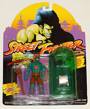 Street Fighter Blanka Bio-Warrior Official Movie Fighter Hasbro Capcom 1994