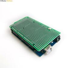 Prototype PCB for Arduino Mega 2560 - DIY Mega Shield With Headers and Reset