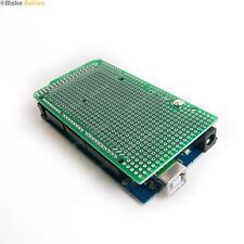 PCB Prototipo Para Arduino Mega 2560-hágalo usted mismo Mega escudo con encabezados y restablecer