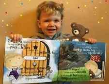 Christening Gift, Personalised Childrens Story Book, Baptism Gift, Boys & Girls