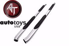 ATU 2004-2009 Dodge Durango Stainless Running Boards Side Steps Nerf Bars