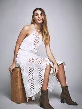BNWT ALICE MCCALL LOVELIGHT WHITE DRESS SIZE 6 RRP $390