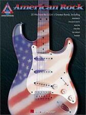 American Rock Guitar Recorded Versions
