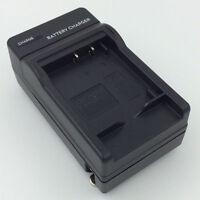Portable AC Li-ion Battery Charger for HITACHI VM-BPL13 VM-BPL27 VM-NP500H Camcorder