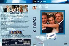 """COFANETTO 3 DVD DUAL LAYER """"CAPRI"""" 2^ STAGIONE FUORI CATALOGO"""