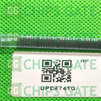 6PCS UPC4741G Encapsulation:SOP-14,HIGH PERFORMANCE QUAD OPERATIONAL