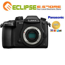 Brand NEW Panasonic Lumix DMC-GH5 20MP Body Digital Camera IN BOX